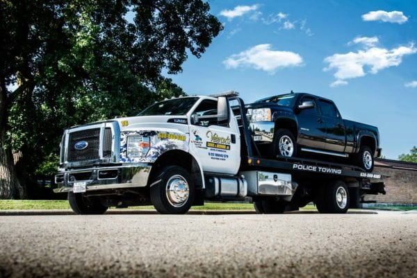 Hillside Towing Company